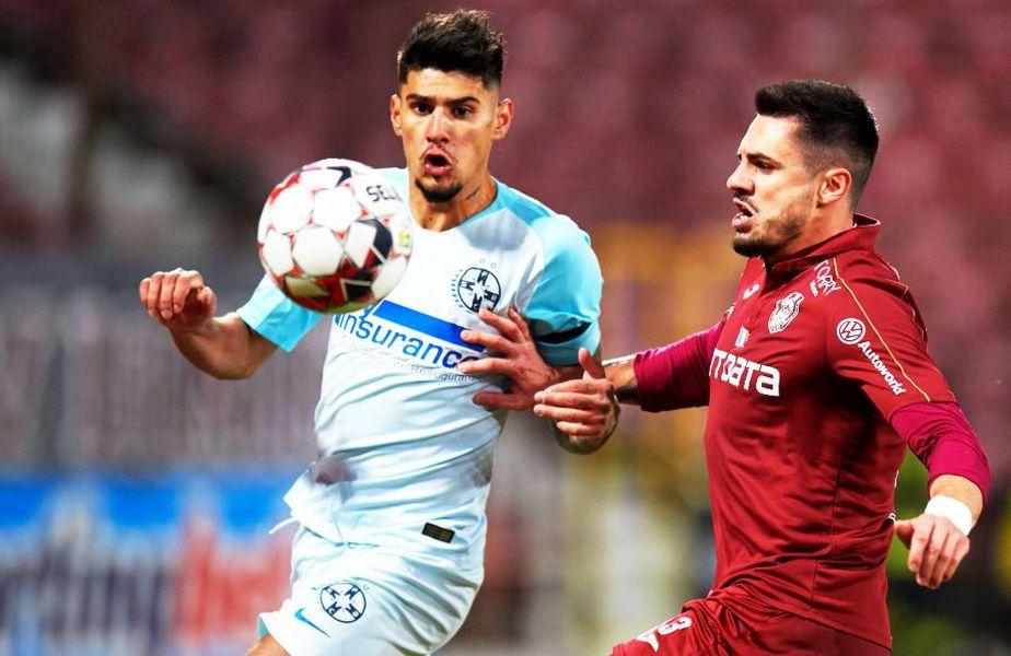 FCSB și CFR Cluj și-au aflat posibilele adversare din play-off-ul Europa League!