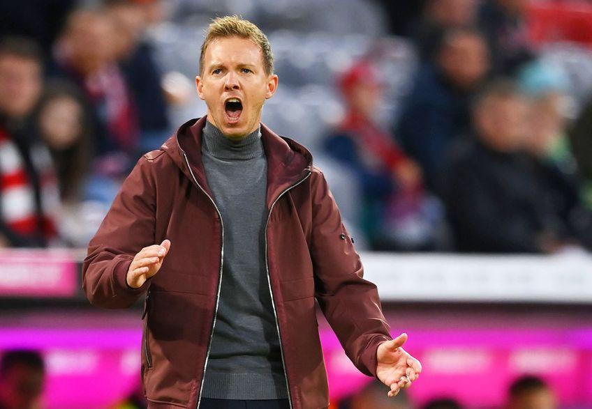 Nagelsmann, antrenorul lui Bayern, a surprins prin modul de deplasare la antrenament și prin oraș, iar Bild îi avertizează pe adversarii de la Dinamo Kiev