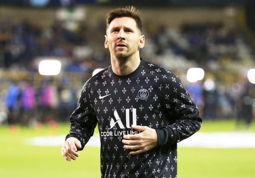 Contractul lui Lionel Messi (34 de ani) la PSG, foto: Imago