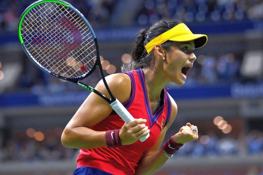Finala US Open 2021, Emma Răducanu - Leylah Fernandez 6-4, 6-3, a fost un real succes pentru broadcasteri.