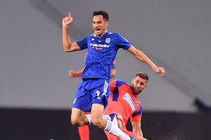 FCU Craiova - FCSB » Mogoșanu intervine spectaculos în fața lui Cordea