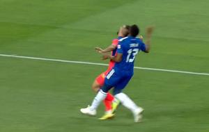 Penalty acordat de asistent în FCU Craiova - FCSB! » Ce arată reluările TV + verdictul specialistului