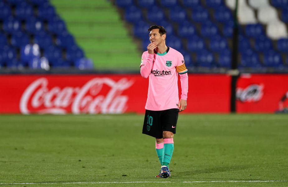 """Getafe - Barcelona 1-0. Viitorul nu e roz » Messi a fost invizibil, lui Griezmann """"i se potrivește cel mai bine locul pe bancă"""""""