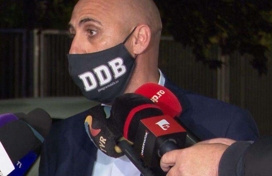 """Dinamo a fost învinsă de CS Universitatea Craiova, scor 0-1, și e antepenultima în Liga 1. Rufo Collado, directorul sportiv al """"câinilor"""", acuză modul în care e arbitrată formația pe care o conduce."""