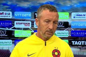 """În acest moment, Farul - FCSB NU se joacă! » MM Stoica: """"Tănase s-a accidentat iar"""""""