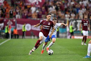 De ce nu a jucat Carnat în Rapid - CFR Cluj » Ce s-ar fi întâmplat dacă Mihai Iosif îl folosea