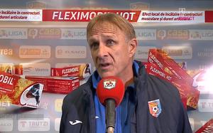 """Emil Săndoi, după Botoșani - Chindia 0-0: """"Mie mi se poate întâmpla asta"""""""