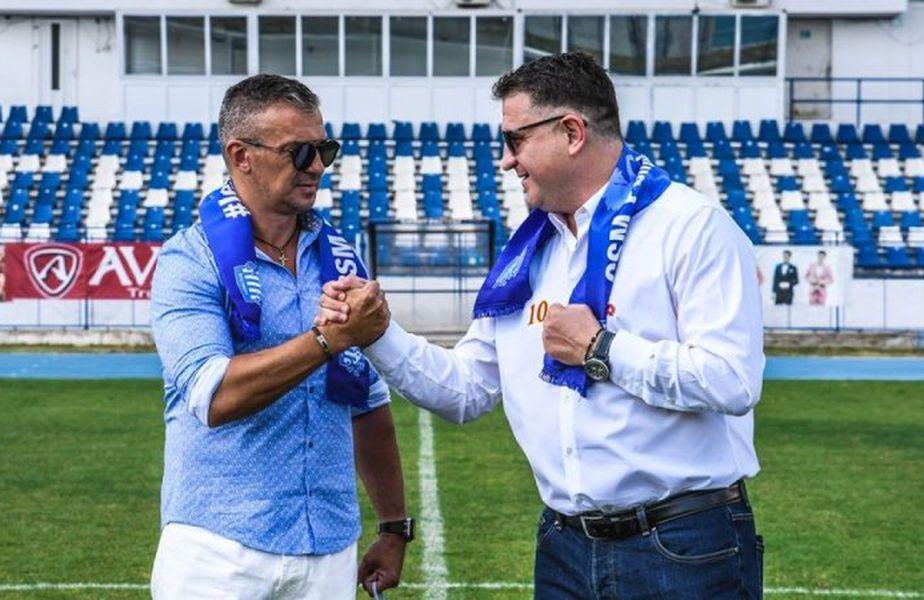 Daniel Pancu și Ciprian Paraschiv