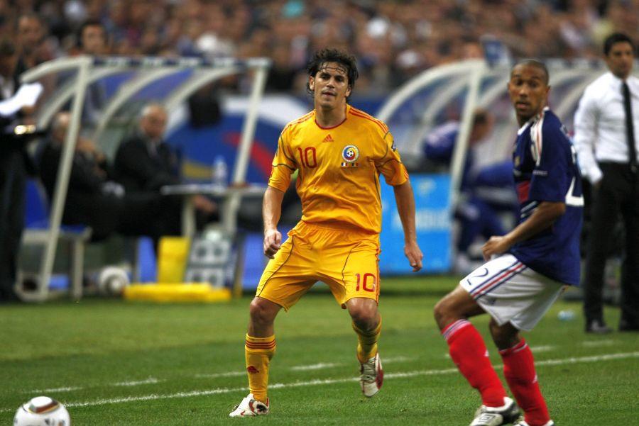 George Florescu versus Franța