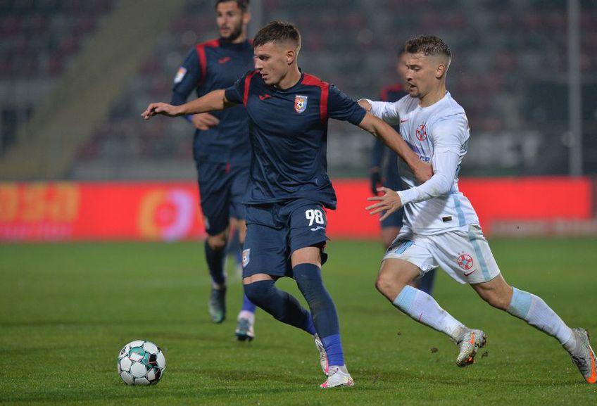 Chindia Târgoviște și FC Argeș se întâlnesc sâmbătă, de la ora 15:00, în runda cu numărul 15 din Liga 1.