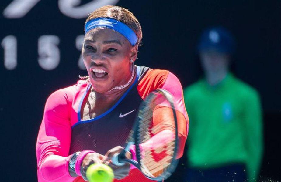 Serena Williams a sperat că va putea să bifeze un al 24-lea titlu de Grand Slam, egalând astfel recordul all-time deținut de australianca Margaret Court, foto: Imago