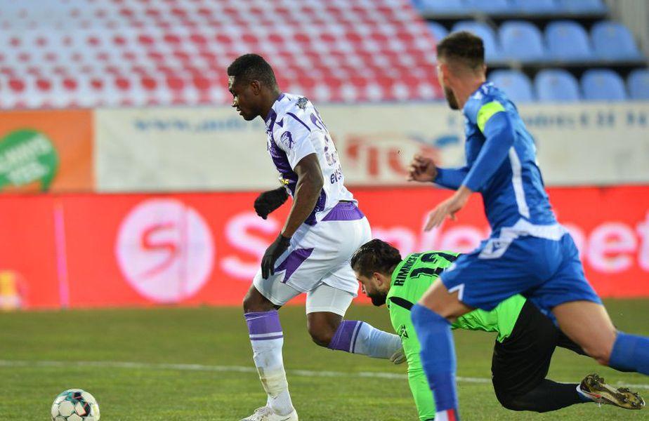 FC Voluntari și FC Argeș se întâlnesc astăzi, de la ora 17:30, în runda cu numărul 24 din Liga 1.
