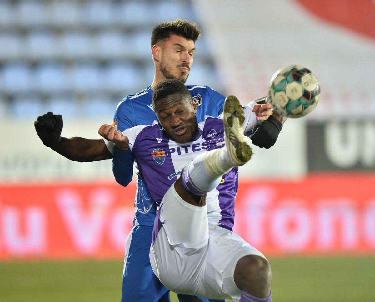 Voluntari - FC Argeș // Sezon regulat, 2020/2021