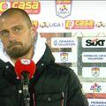 Gabriel Tamaș (37 de ani) a debutat la FC Voluntari în eșecul cu FC Argeș, scor 0-1. După meci, fundașul central a oferit un interviu în stilul său caracteristic.