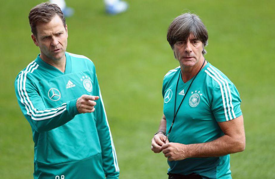 Joachim Low și Oliver Bierhoff