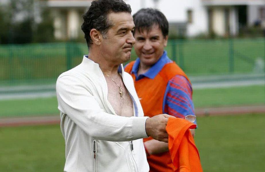 Gigi Becali a preluat FCSB în 2003
