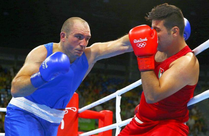 157 de meciuri a strâns Nistor în cariera de boxer amator: 138 victorii și 19 înfrângeri