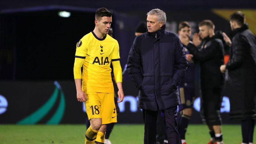 Jose Mourinho, critic la adresa jucătorilor după eliminarea din Europa League