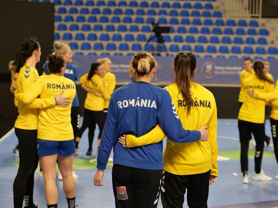 """Denisa Dedu înainte de startul României la turneul preolimpic: """"Important este să obținem calificarea!"""""""