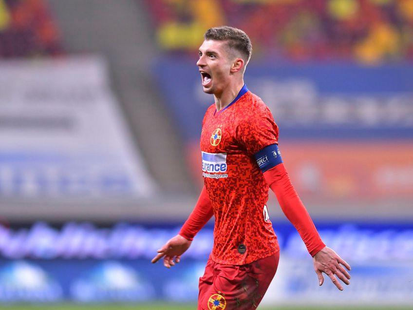FCSB a învins-o pe CFR Cluj, scor 3-0, în derby-ul finalului de sezon regulat din Liga 1. Florin Tănase, marcatorul golului #2, a tras concluziile la final.