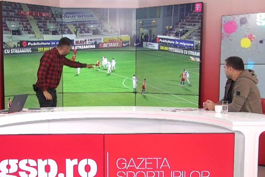 Marius Croitoru a analizat înfrângerea cu FCSB