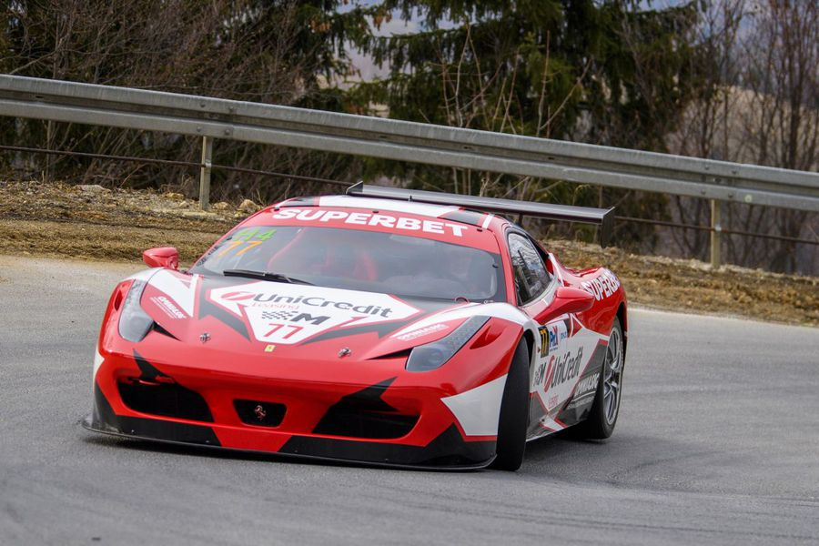 Ferrari 458 Challenge (foto: Bogdan Barabas)