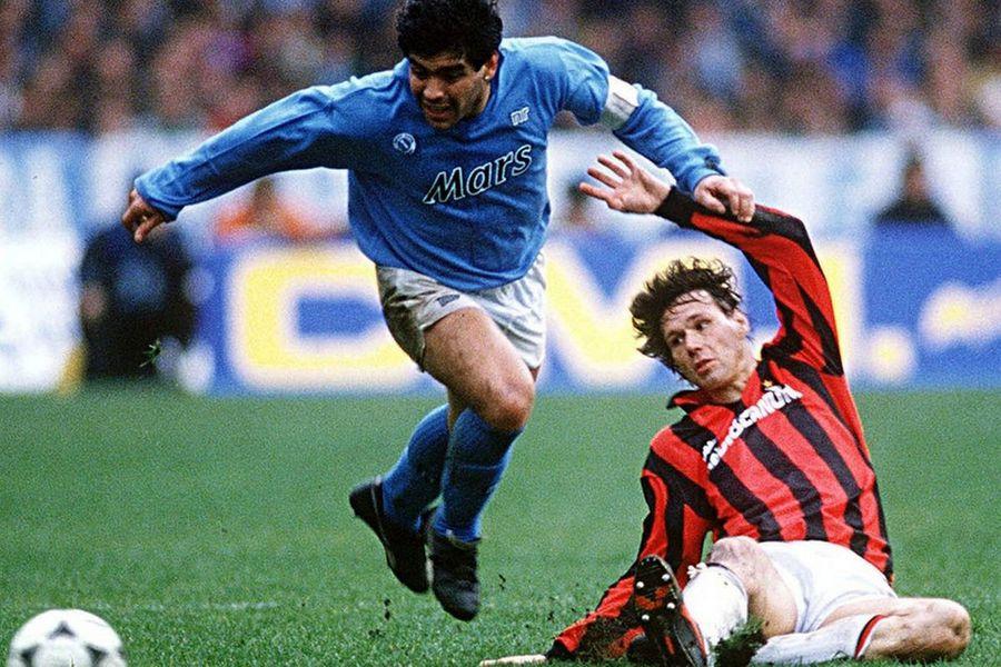 Maradona - Van Basten