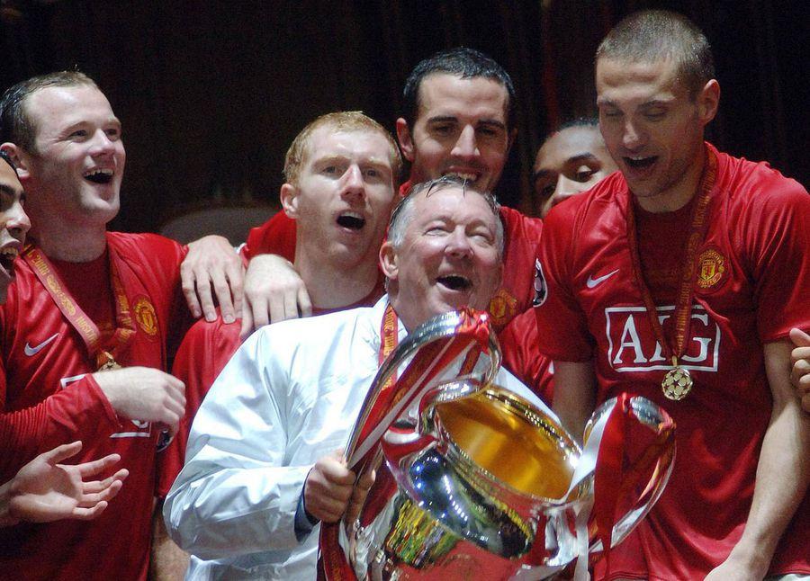 Sir Alex Ferguson și a doua Ligă a Campionilor câștigată cu Manchester United