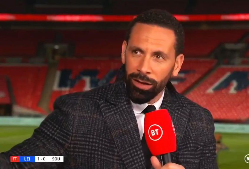 Rio Ferdinand (42 de ani), fundașul legendar al lui Manchester United, este un aprig contestatar al Super Ligii Europei.