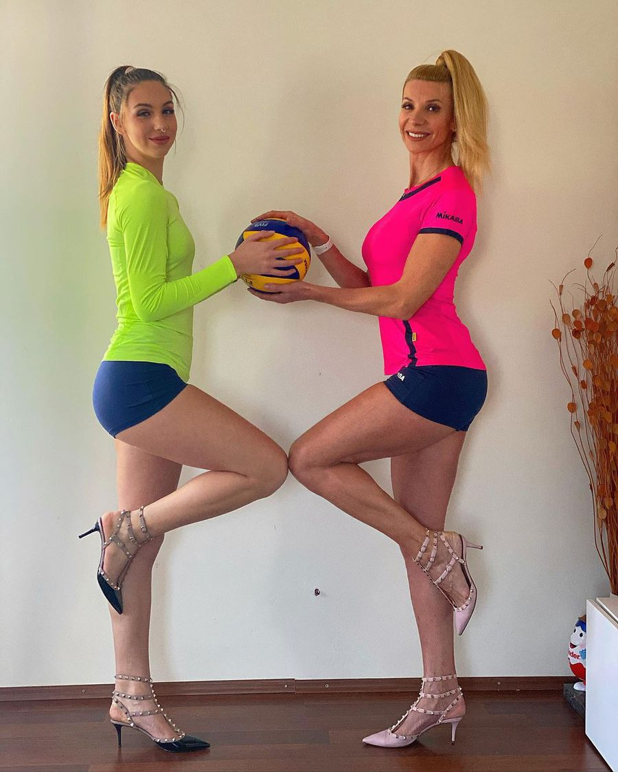 Nicoll și Cristina Pîrv
