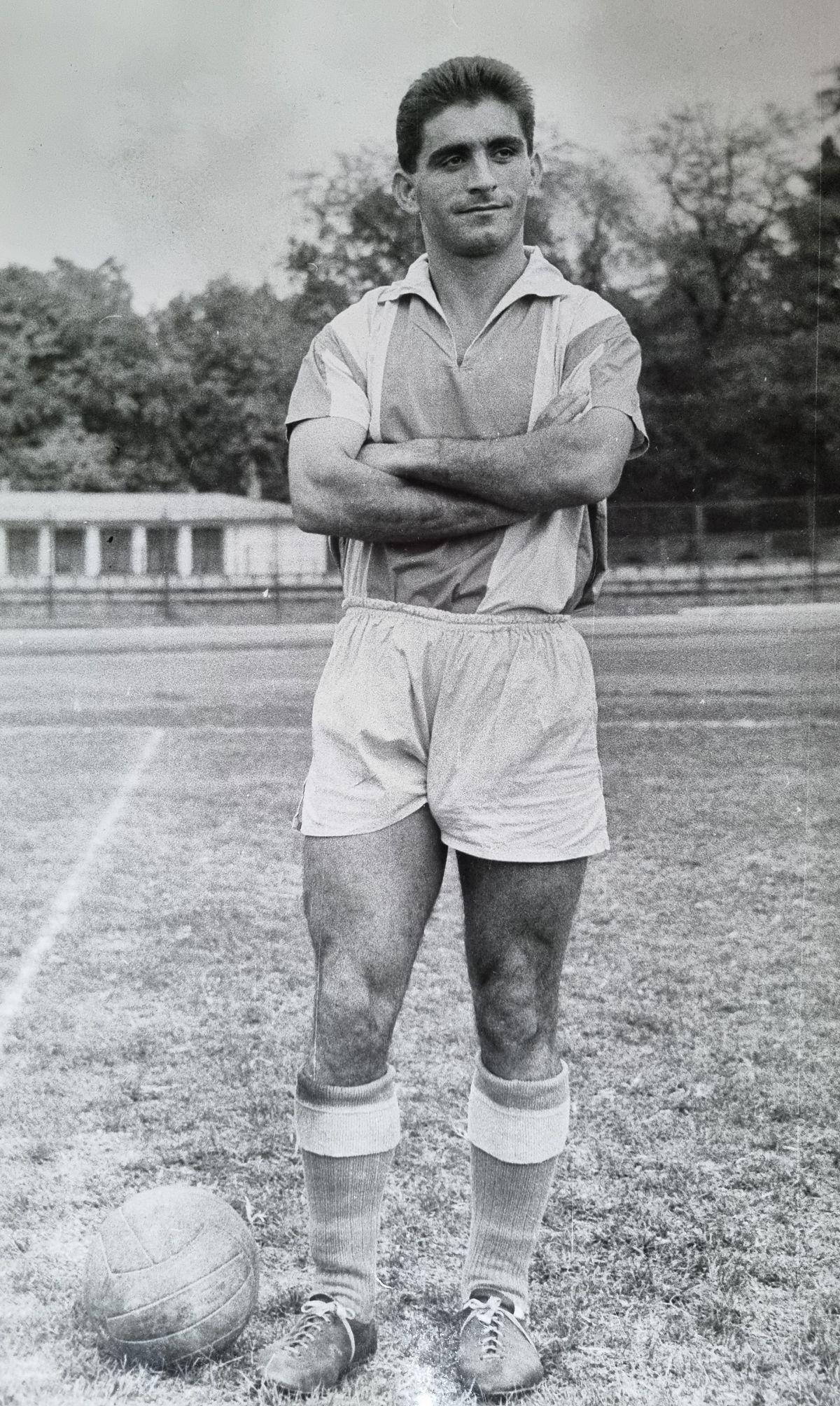Marin Voinea, jucător emblematic al Progresului București