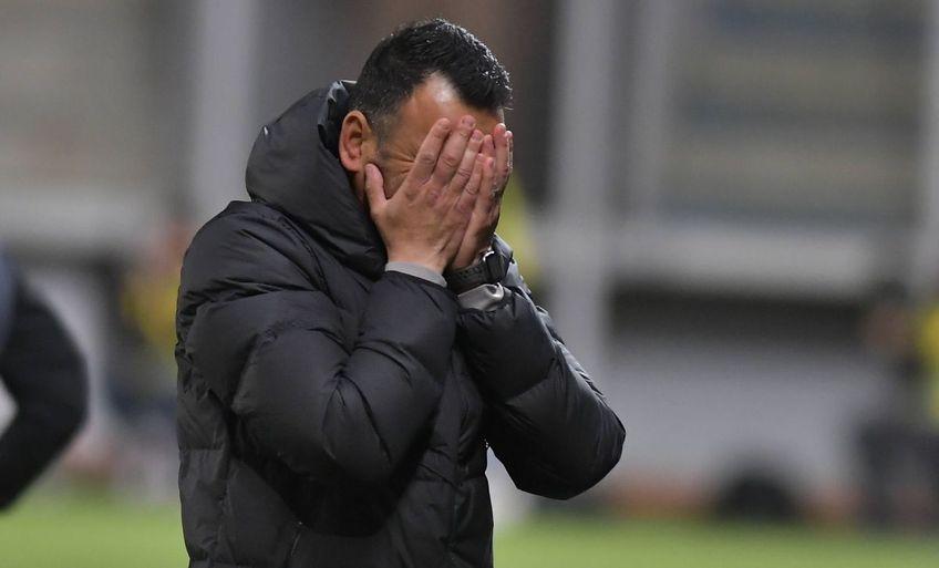 Vasile Miriuță, antrenorul celor de la Minaur Baia Mare (Liga 3), nu-l menajează deloc pe omologul lui de la FCSB, Toni Petrea.