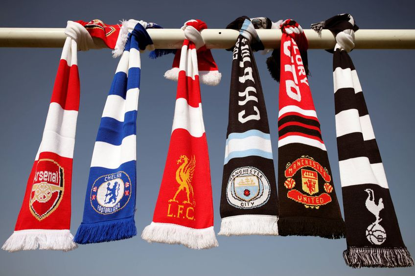 Echipele din Anglia care vor participa în Super Liga Europei // foto: Imago