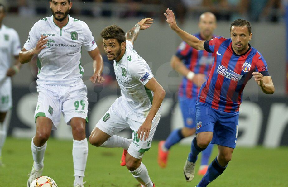 Hamza a ales să meargă la Ludogorets, adversara FCSB-ului din Champions League
