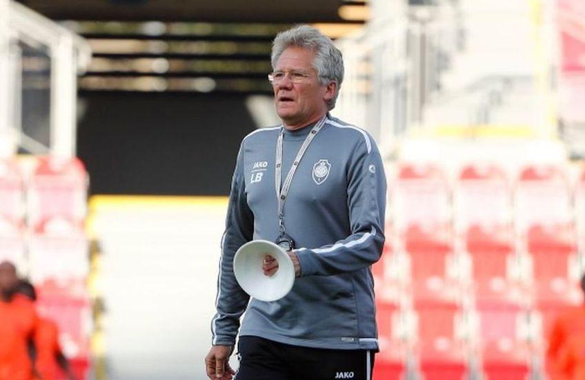 Ladislau Boloni pleacă după 3 ani de la Antwerp