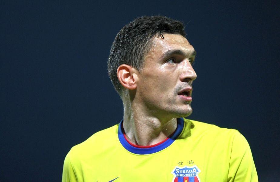 Keseru a jucat în Liga 1 doar pentru FCSB