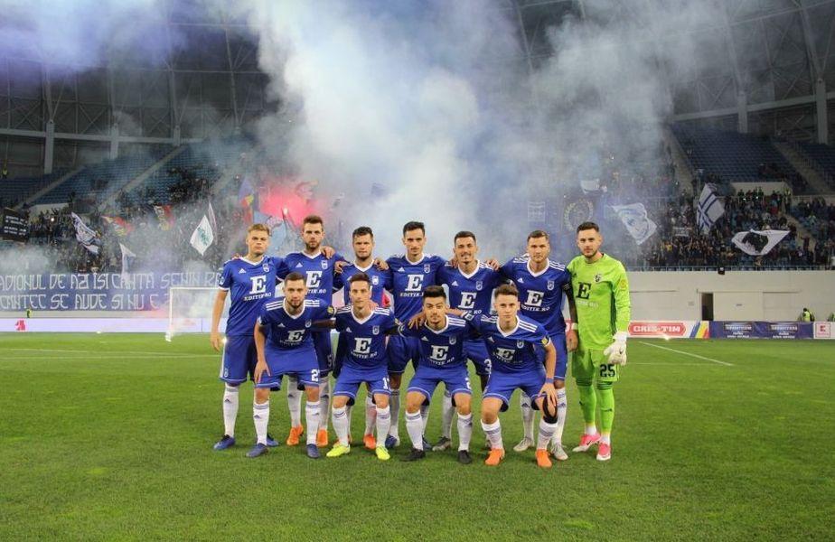 FC U Craiova 1948 a promovat în Liga 2