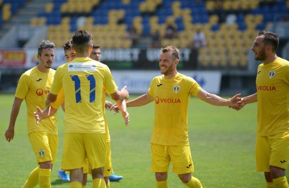 Petrolul Ploiești va participa în play-off-ul pentru promovarea în Liga 1