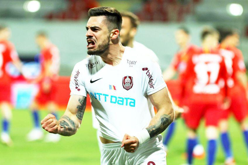 Andrei Burcă s-a reaccidentat.