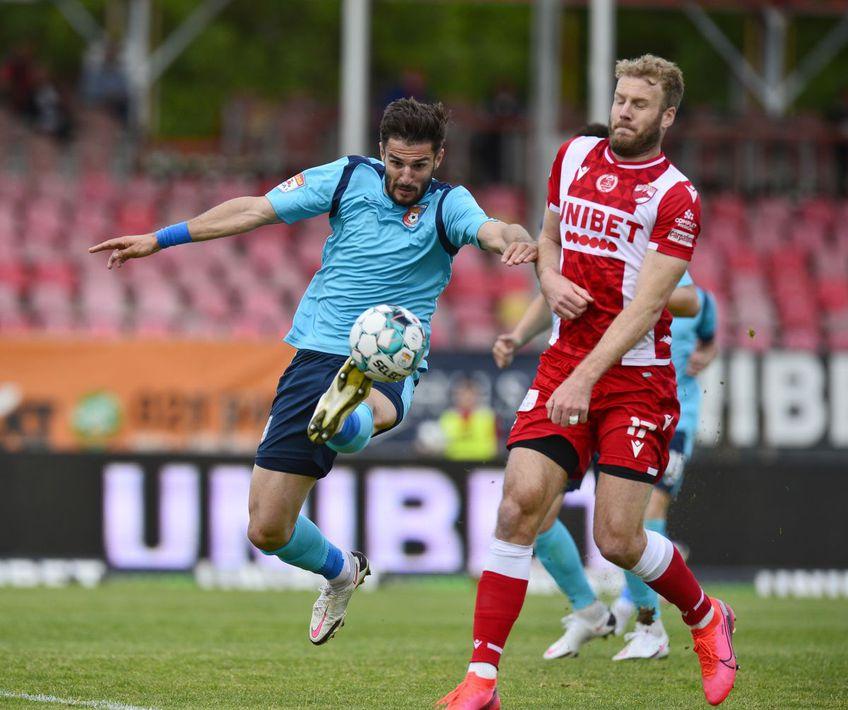 Dinamo și FC Argeș au șanse la locul 2 în play-out