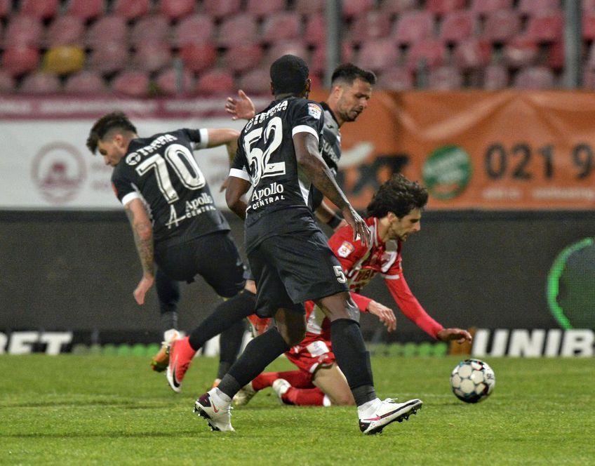 Hermannstadt s-a salvat în ultima rundă de la retrogradare, datorită victoriei cu FC Argeș, scor 1-0. Claudiu Rotar, președintele sibienilor, l-a felicitat pe antrenorul Eugen Beza, căruia i-a promis că va rămâne pe bancă și stagiunea următoare.