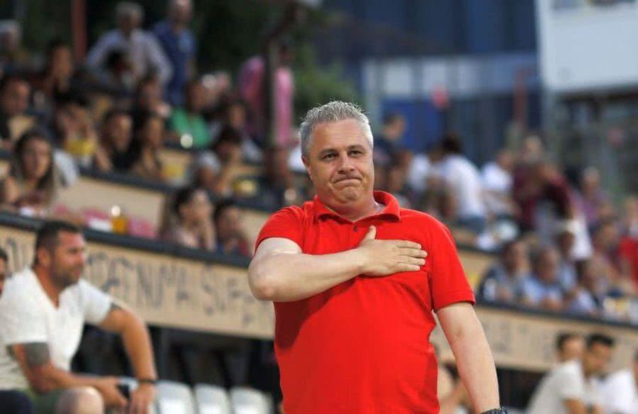"""Gigi Becali, prima reacție după ce a fost refuzat de Șumudică: """"Mi-a cerut să-i dau afară pe ei doi. I-am zis să fie sănătos!"""""""