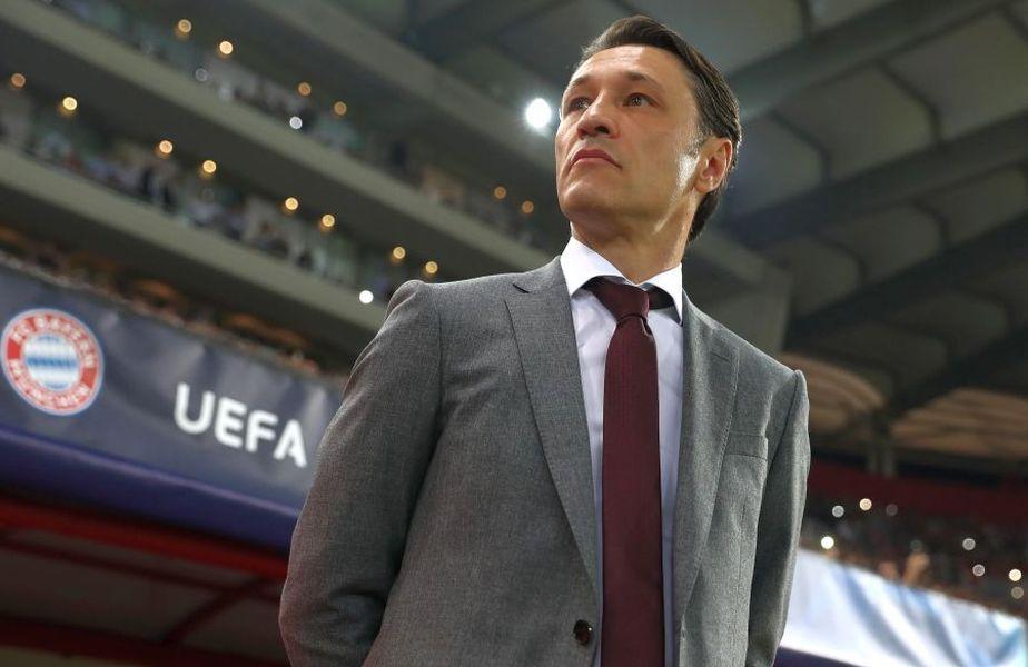 Kovac a fost plătit până la sfârșitul contractului de Bayern Munchen