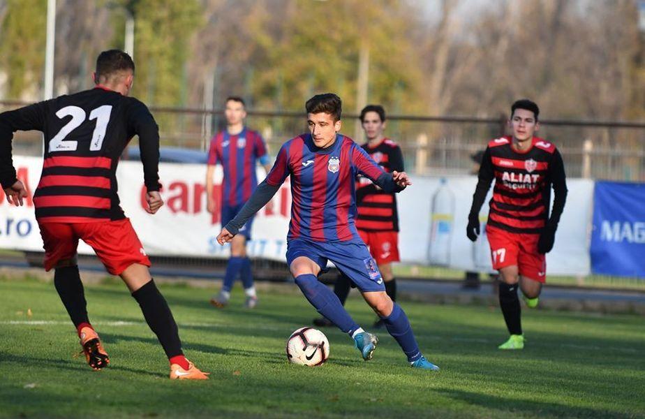 CSA Steaua luptă pentru promovarea în Liga 3