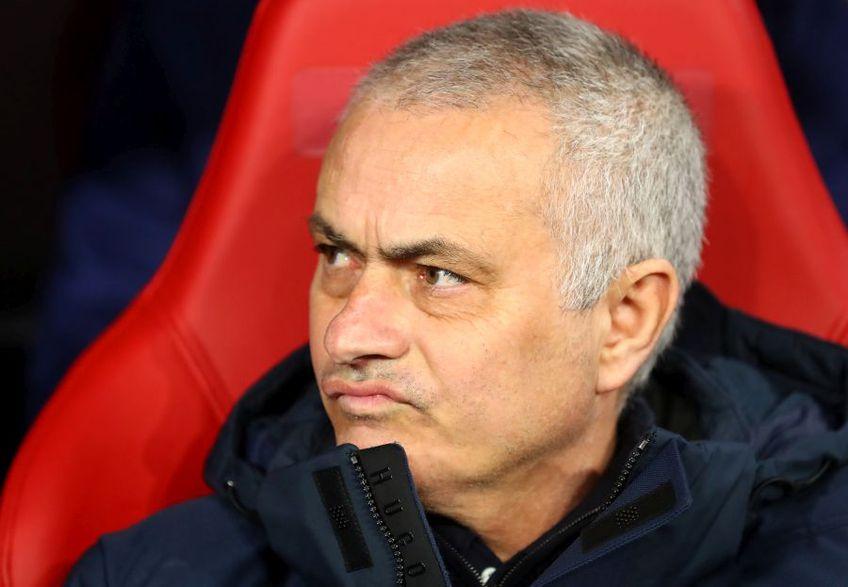 foto: Jose Mourinho (Guliver/Getty Images)