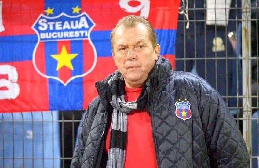 Helmut Duckadam a plecat după 10 ani de la FCSB