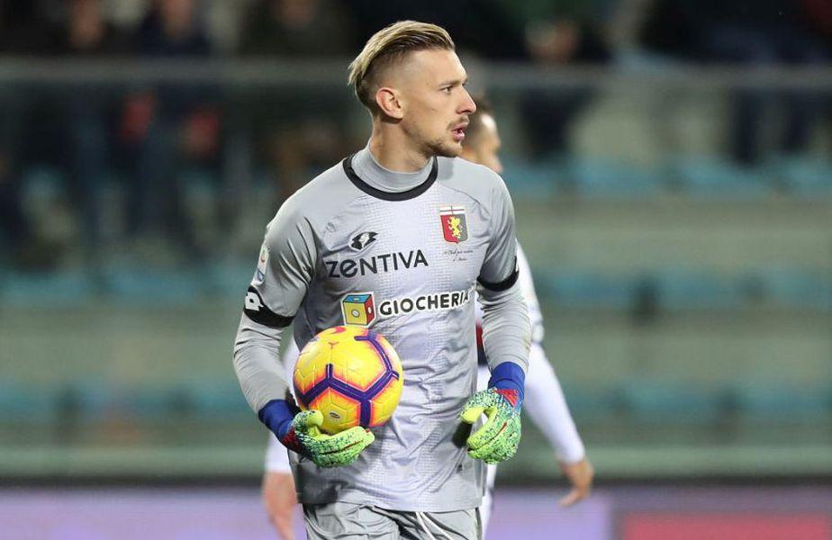 Ionuț Radu este din nou o opțiune pentru Inter Milano // Sursă foto: Getty