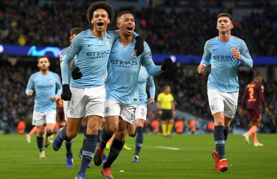 Leroy Sane va părăsi Manchester City // foto: Guliver/gettyimages