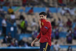 """Morata recunoaște forma proastă pe care o traversează la naționala Spaniei: """"Nu e o problemă dacă sunt fluierat"""""""