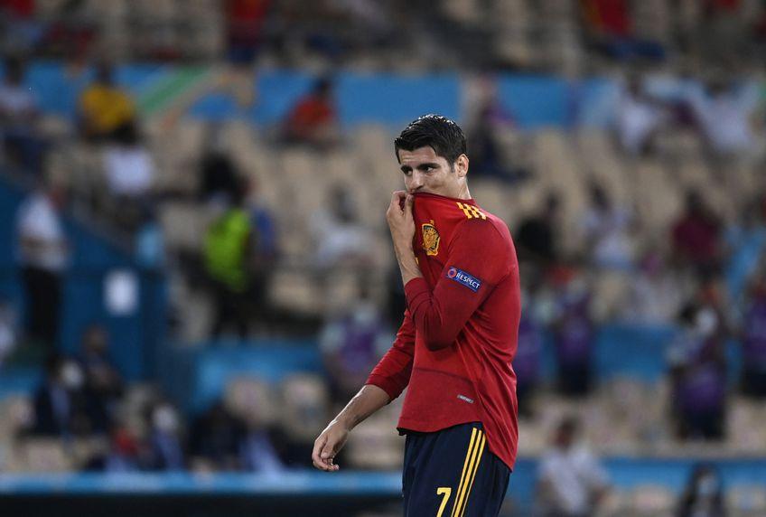 Morata recunoaște forma proastă pe care o traversează la naționala Spaniei